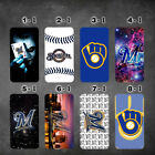 Wallet case Milwaukee Brewers LG V30 V35  G6 G7 thinQ Google pixel XL 2 2XL on Ebay