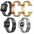 For Apple Watch Series 3/2/1  Band Stainless Steel Chain Wrist Strap Hot image