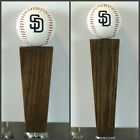 San Diego Padres MLB Baseball Solid Oak Tap Handle on Ebay