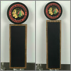Chicago Blackhawks Hockey Puck Chalkboard Tap Handle $53.99 USD on eBay