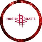 Houston Rockets NBA 7 Inch Edible Image Cake & Cupcake Toppers/ Party Birthday on eBay