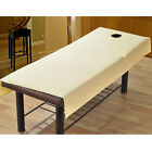 Beige Stripe Beauty Massage Table Cover SPA Sheet Body care Non-slip