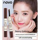 Novo Quick-drying Eyebrow Pencil Waterproof Long-lasting Eyebrow Cream Pen
