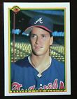 Your Choice 1990 Bowman Single Factory Cards #1-60 _Braves _Cubs _Reds