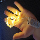 10/20 LED Parties String Fairy Lights Copper Wire Battery Powered Waterproof DIY
