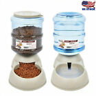 3.75L Pet Dog Cat Automatic Dispenser Feeder Bowl Bottle Food Device Hot Sale