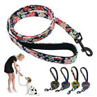 Soft Nylon Dog Walking Lead Obedience Training Leads for Small Medium Large Dogs