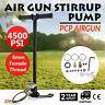 3 Stage PCP Air Gun Rifle Filling Stirrup Pump Shooting Airrifle Hand Pump New