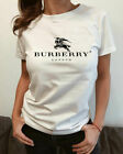 New 4Burberry 6London Casual T-Shirt Women's Clothing Casual Gift Tee S-XL