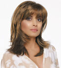 NADIA Wig by ENVY, Average or Petite Cap ALL COLORS Mono Part, Best Seller NEW