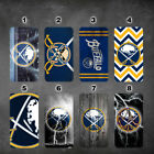 wallet case Buffalo Sabres galaxy note 9 note 3 4 5 8 J3 J7 2017 2018 $16.99 USD on eBay