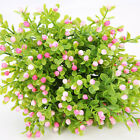 Artificial Flowers Imitation Plants Plastic Flower Home Garden Floral Decor Gift