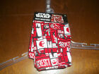 Star Wars Red Rebel Alliance Boxer briefs  NWT SZ M-L-XL $9.99 USD on eBay