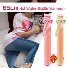 2.6L 85cm Long Hot Water Bottle Cover PVC Belly Shoulder Hand Whole Body Warmer