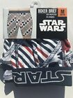 NEW Star Wars Mens Boxer Briefs Size S M XXL - Christmas Gift - Red White Blue $9.95 USD on eBay