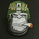 Kyпить Ape Victory Cigar patch for Jacket backing, punk motorcycle embroidery badge на еВаy.соm