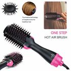 3In1Anion Infrared Hair Dryer Brush Hair Blow Comb Curling Straightening Styling