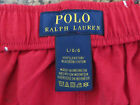 Polo RALPH LAUREN Mens M/L/XL Polo Winter Ski Bear Button Boxer