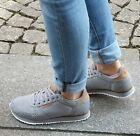 WODEN SCANDINAVIAN SNEAKERS  YDUN  WL315-040 GREY VEGAN