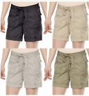 Women's SONOMA Goods for Life Stretch Twill Shorts - Beige, Green, Gray, Black