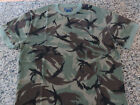 Polo RALPH LAUREN Men's Small & Medium Shirt Camo Pattern Waffle Knit Thermal
