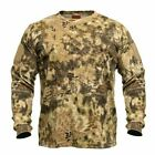 Kryptek Stalker Long Sleeve Cotton T-Shirt