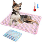 Indoor Summer Cat Dog Self-Cooling Mat Non-Toxic Hot Weather Sleeping Mattress