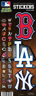 3 Pack of Officially Licensed MLB Logo Stickers - Pick Your Favorite Team! on Ebay