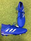 Adidas Men's PREDATOR 19.3 FIRM GROUND Soccer CLEATS Shoes BLUE - BB8112