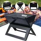Portable Charcoal Barbecue BBQ Grill Outdoor Camping Bars Picnic Cooker Tool