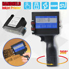 Smart Date Coder Ink Coding Machine LED Touch Screen Handheld Inkjet Printer