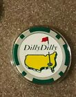 Masters Titliest Dilly Dilly USA Golf Ball Marker Poker Chip or Card Guard