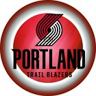 Portland Trail Blazers NBA 7 Inch Edible Image Cake, Cupcake Toppers / Party on eBay