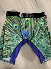 Ethika The Staple Fit - The Peacock - Men's Boxer Brief Underwear - Free Ship