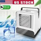 Portable Mini Air Conditioner Water Cool Cooling Fan Artic Air Cooler Humidifier