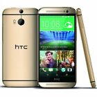 NEW HTC One M8 AT&T Android Unlocked 32GB 4G LTE 5.0'' Smartphone Silver / Gray