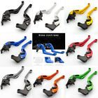 3D Camber Rhombus Brake Clutch Levers For Suzuki GSXR Bandit Aprilia KTM DUKE $29.99 USD on eBay