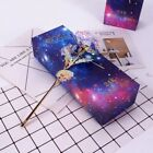 Stock Lovely Galaxy Rose with Love Base - Best Gift for The Person You Love US
