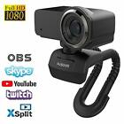 Full HD Pro Streaming 1080P Webcam Camera for Video Recording for Twitch Youtube