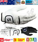 Quality Double S Golf Glove's - Cabretta Leather and Microfibre - Aussie stock