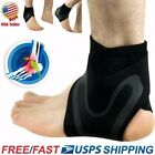 Adjustable Sports Compression Elastic Ankle Brace Support Protector Foot Wrap US $10.09 USD on eBay
