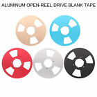 "10"" Aluminum Reel To Reel Recorder Empty Tape Spool For Hifi Studer Revox Nagra"