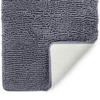 LuxUrux Bath mat-Extra-Soft Plush, Bath Shower Bathroom Rug, machine wash  Dry