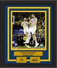 Steph Curry Klay Thompson Warriors 8x10 Basketball Picture Photo Laser Autograph on eBay