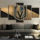Vegas Golden Knights 5 Pieces Canvas HD Prints Painting Wall Art Home Decor $18.05 USD on eBay