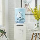 Water Dispenser Dust Cover Printed Cartoons Animals Cloth Art Drinking Fountains