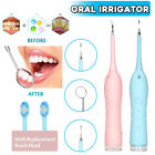 Water Dental Care Flosser Oral Irrigator Jet Tooth Cleaner Electric Toothbrush