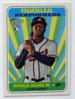 Ronald Acuna Rookie RC SP Lot You Choose Pick From 14 Different $1.50-$7.00