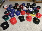 L#719  MLB  current & vintage adjustable hats, mesh & cloth backs - YOU PICK CAP on Ebay