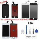 Screen Replacement Touch LCD Digitizer Assembly  For iPhone 5/5S/5C/6/7/8 Plus